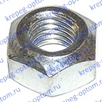 DIN 6925 Шестигранная Гайка м14 с зажимным элементом, самоконтрящаяся цельнометаллическая
