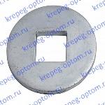 DIN 440 Шайба м10 плоская, увеличенная  R и V