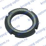 DIN 981 Гайка м12 круглая шлицевая с прорезями