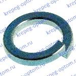 DIN 7980 Шайба м10 пружинная уменьшенная