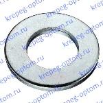 ISO 7090 Шайба м6 плоская