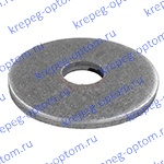 DIN 1052 Шайба плоская увеличенная опорная из комплекта крепежа для древесины по стандарту