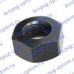 DIN 6915 Гайка повышенной прочности шестигранная с  увеличенным размером под ключ ( EN 14399-4)