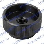 DIN 6303 Гайка м12 пальцевая с накаткой стальная