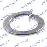 DIN 6913 Медная шайба пружинная с защитным кольцом