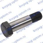 DIN 609 Болт М18 с шестигранной головкой для отверстий из-под развёртки, длинная резьбовая цапфа