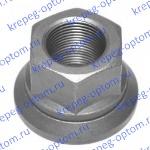 DIN 74361 Гайка с фланцем и форма С - пружинное кольцо